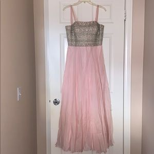 Beautiful Blush Pink Dress